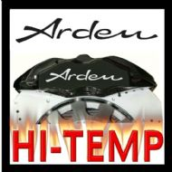 ARDEN HIGH TEMPERATURE BRAKE CALIPER DECAL SET